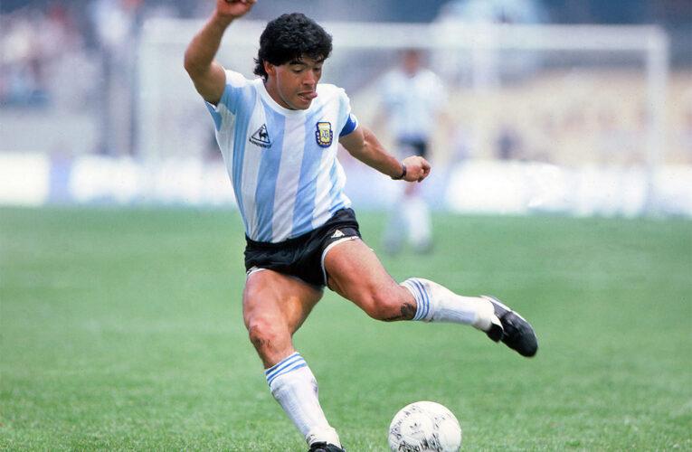 Când legendele urcă la ceruri. Diego Armando Maradona s-a stins la 60 ani!