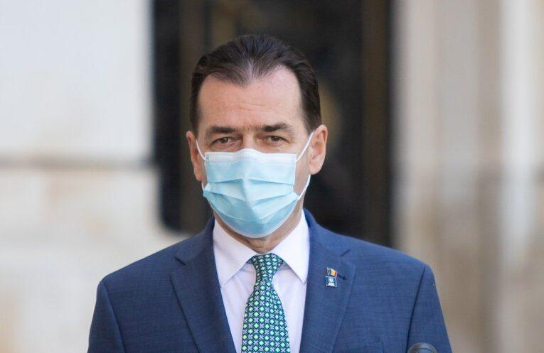 Orban: Românii ar purta masca și noaptea când dorm dacă ar vedea o secție ATI pentru COVID