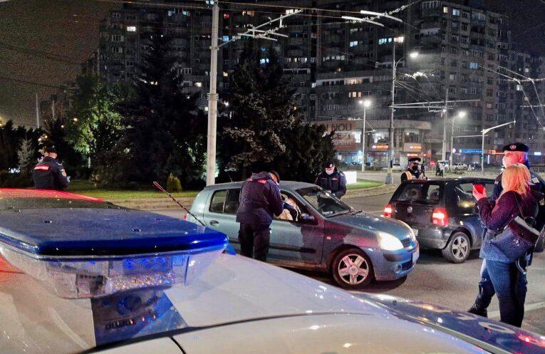 Polițiștii clujeni au acordat amenzi COVID-19 de aproape 47.000 de lei în ziua alegerilor