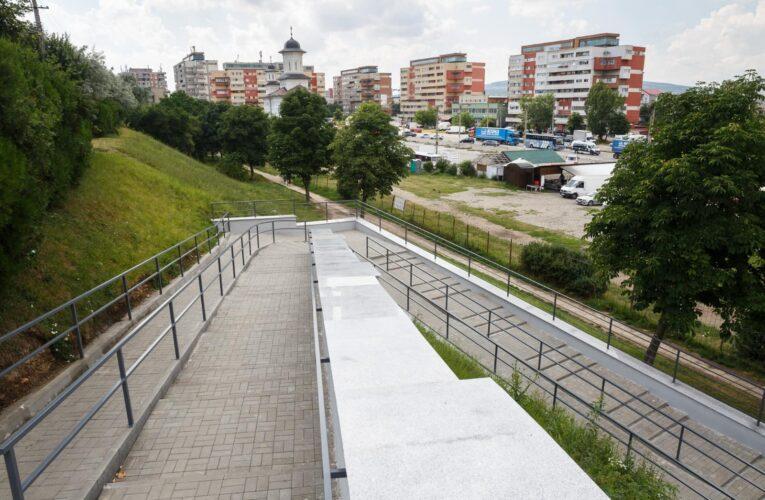 Zona EXPO Transilvania va intra într-un amplu proces de modernizare și revitalizare. Se pregătește realizarea unui parc modern