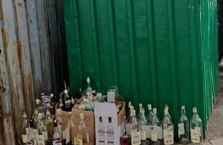 FOTOGRAFIA ZILEI: Clujenii au dat iama în celebra băutură R26 de Revelion
