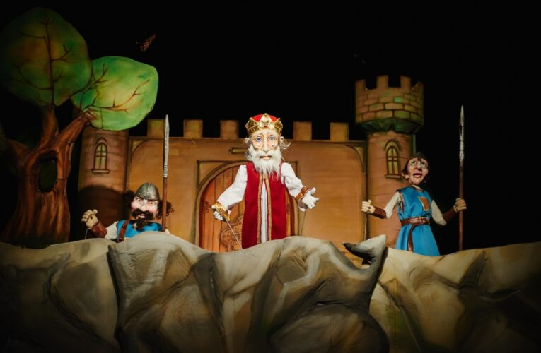 """Evenimente online de Ziua Culturii Naționale, la Teatrul """"Puck"""""""