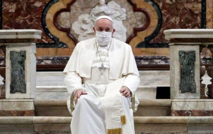 """Mesajul Papei Francisc după decesul lui PS Florentin Crihălmeanu: """"Am aflat cu durere vestea trecerii la Domnul"""""""