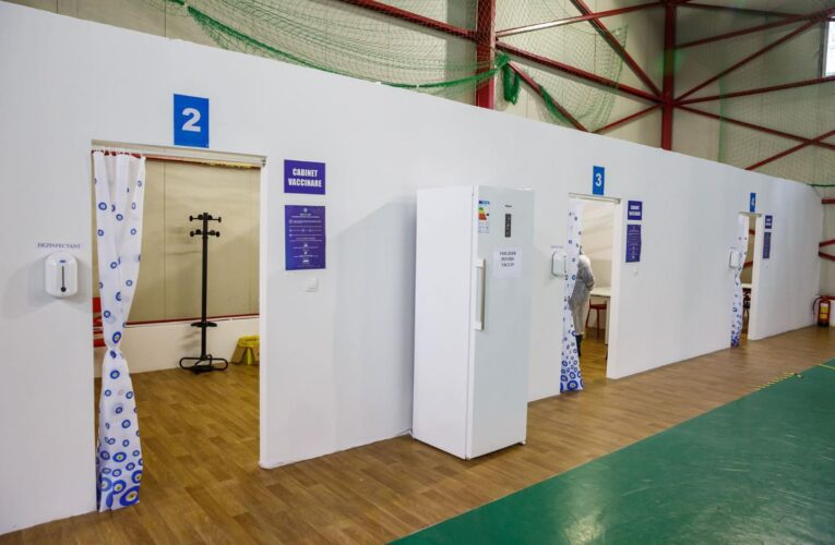 De luni vor fi active 6 centre de vaccinare împotriva COVID-19 la Cluj-Napoca